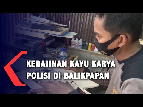 Bripka Hijrah Bikin Kerajinan Dari Bahan Kayu from YouTube · Duration:  3 minutes 2 seconds