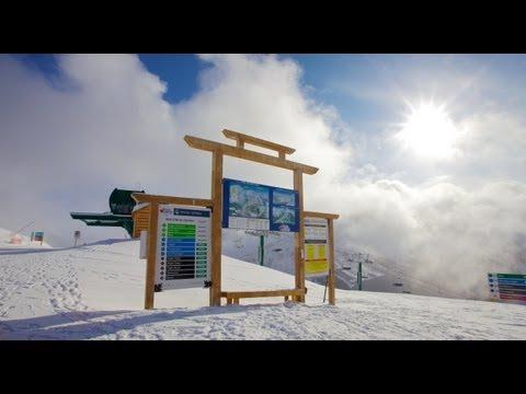 Lake Louise Ski Area and Mountain Resort 1080 HD