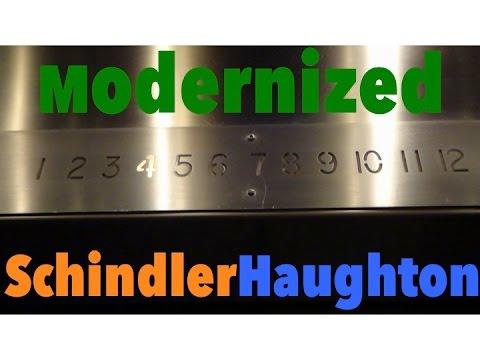 1982 Schindlerhaughton Monty Traction Elevators Fairwinds Credit