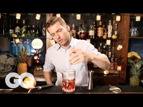 How To Make The New Negroni With GQ & The Clover Club's Tom Macy