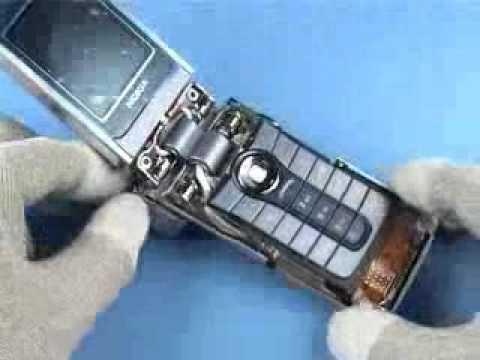 Ремонт телефона NOKIA  : n90 lowerblock high