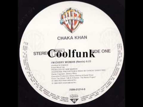 """Chaka Khan - I'm Every Woman (12"""" Remix 1989)"""