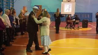 Новозыбковцы учились танцевать танго