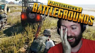 EVERYTHING'S AN ENEMY | Player Unknown's Battlegrounds Part 10