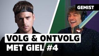 Giel van StukTV: 'Ik zou jullie nu door de studio heen willen meppen!' | VOLG & ONTVOLG #4