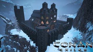 Conan Exiles How To Build A Castle Clipzui Com