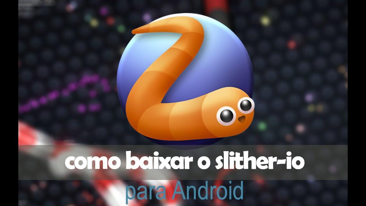 Como baixar Slither.io para celular Android