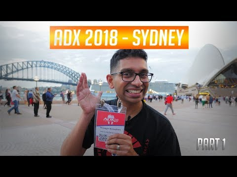ADX 2018 - Australian Dental Exhibition 2018 - Part1