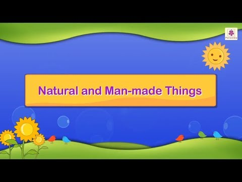 natural-and-man-made-things-|-science-for-grade-3-kids-|-#1