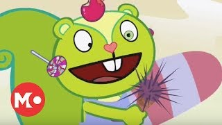 Happy Tree Friends - Wipe Out! (Part 1)