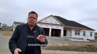 Brook View - The Brookview 2 Model - 2400 Sqft Ranch