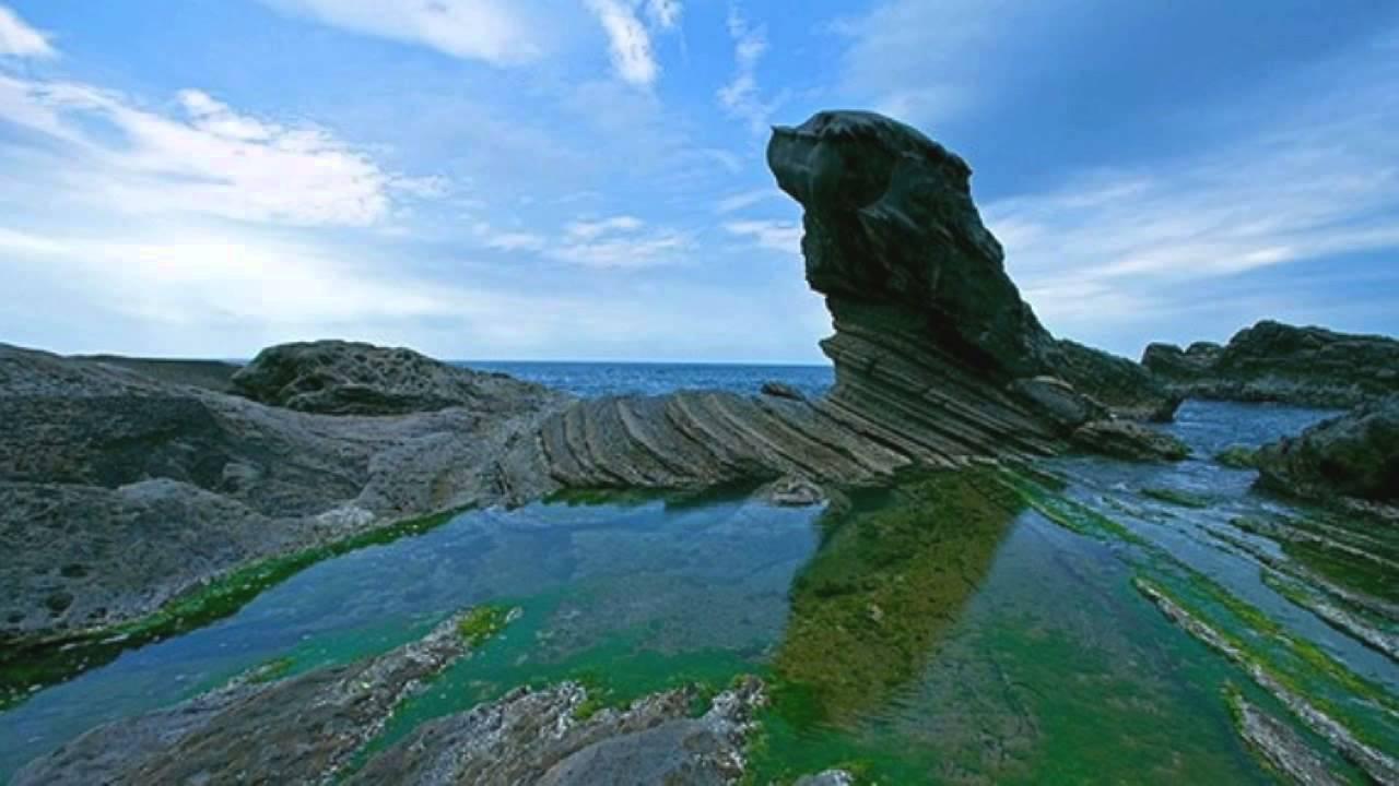 寶島臺灣迷人的海岸線 - YouTube