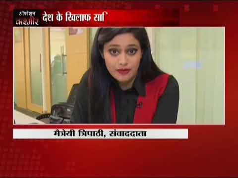 Best female news anchor in india