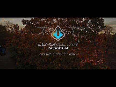 LENSNECTAR MediaHouse [AeroFilm SHOWREEL 02]