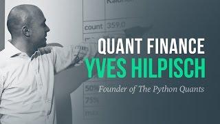 Quantitative Finance & Python Programming | Yves Hilpisch