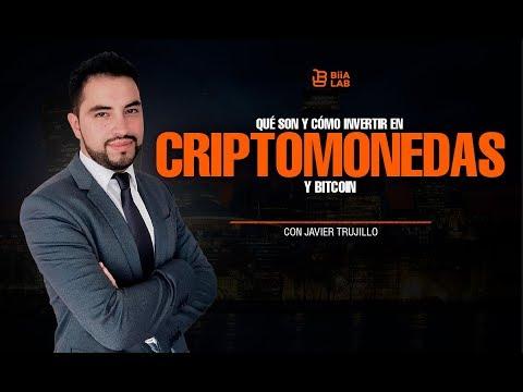 Qué Son Y Cómo Invertir En Criptomonedas - Javier Trujillo
