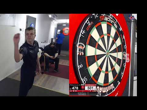 RIG 2020 - Darts Competition