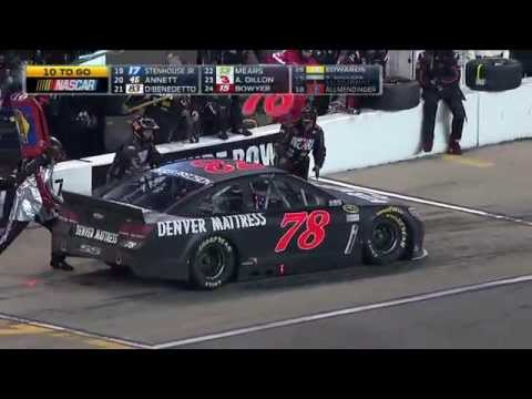 NASCAR Sprint Cup Series - Full Race - SpongeBob SquarePants 400 at Kansas