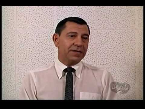 """Jack Webb - """"What is a Cop?""""  Famous speech from """"The Big Interrogation."""""""