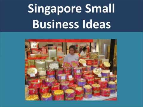 Singapore Small Business Ideas and Opportunities