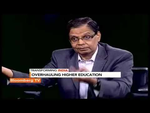 """transforming-india-with-arvind-panagariya:-""""end-monopoly-in-education"""""""