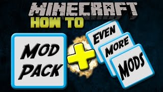 How to add more mods to any modpack on the technic launcher