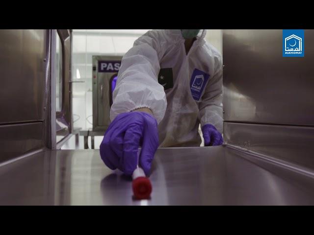 کیسے الخدمت کی جدید ترین لیب میں کرونا کے مریضوں کا ٹیسٹ کیا جاتا ہے۔ دیکھیے اس ویڈیو میں