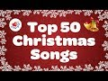 Top 50 Christmas Songs | Christmas Songs Live Stream