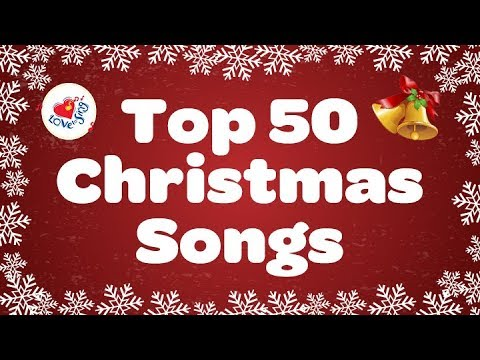 Top 50 Christmas Songs  Christmas Songs  Stream