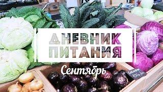 Дневник питания! | Сентябрь, Москва, IKEA ;)