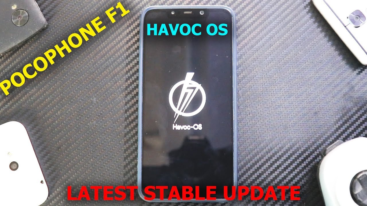 How To Install HAVOC OS Stable On Pocophone F1 | Easiest Method |  Smartphone2torials