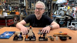 "Ask Adam Savage: ""Do you ever feel imposter syndrome?"""