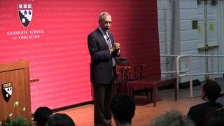 Askwith Forum: Claude Steele - Stereotype Threat