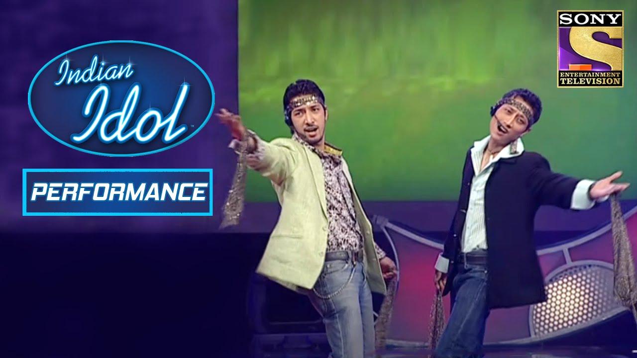 Download Prashant और Amit ने दिया R.D Burman के गाने पे Performance  | Indian Idol Season 3