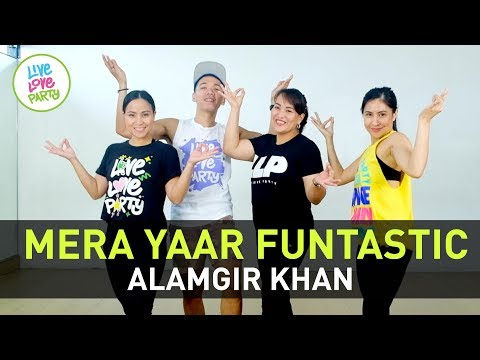 Mera Yaar Funtastic |  Live Love Party™ | Zumba® | Dance Fitness