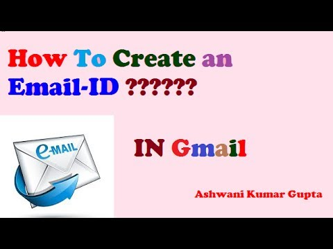 How to create an Email account in Gmail in Hindi Step by Step
