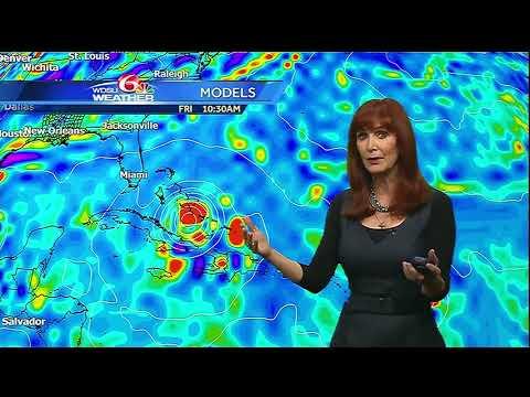 Latest on tropics from Margaret Orr