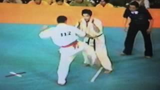 1984年11月3~4日 東京体育館 掌道鍼灸整骨院 http://www.medifeel-q.com.