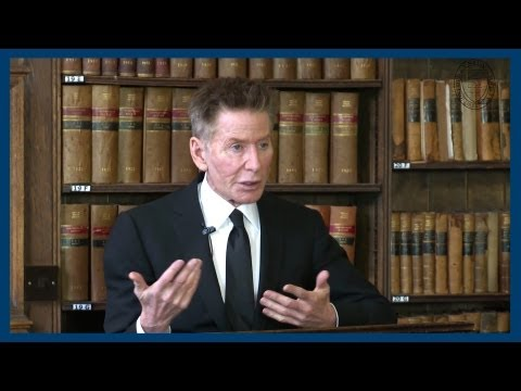 Inspiration, Motivation and Drive | Calvin Klein | Oxford Union