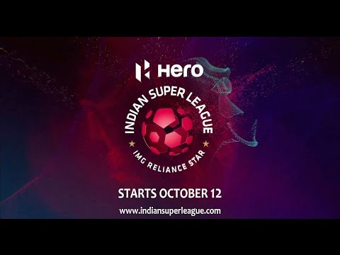 Hero Indian Super League 2014 - #HeroISL