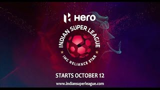 Hero Indian Super League 2014 - #HeroISL