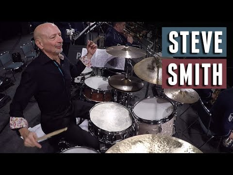 "Steve Smith with The Airmen Of Note | ""Mercy, Mercy, Mercy"""