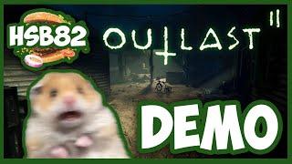 HENTAI MONSTER!? | Outlast 2 Demo