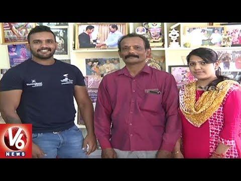 Indian Martial Artist Vivek Teja Won Bronze Medal In Malaysia Karate Tournament 2017 | V6 News