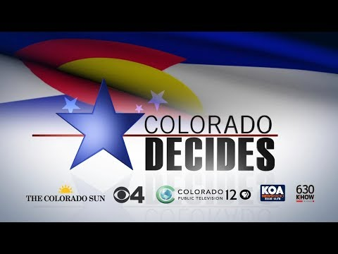 Colorado Decides: LIVE ELECTION ANALYSIS