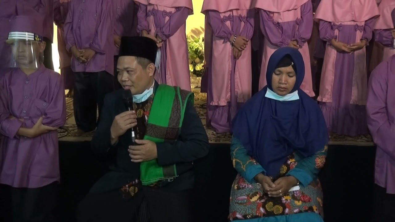 Khotmil Qur'an TPQ Al Hidayah Desa Kelampok Part 8