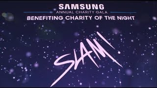 2018 Samsung Annual Charity Gala: Behind the Scenes with Pitbull
