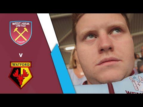 WEST HAM UNITED VS WATFORD FC (Premier League 16/17)
