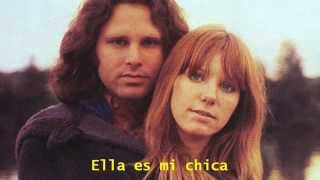 The Doors - Blue Sunday (Subtitulada en Español)