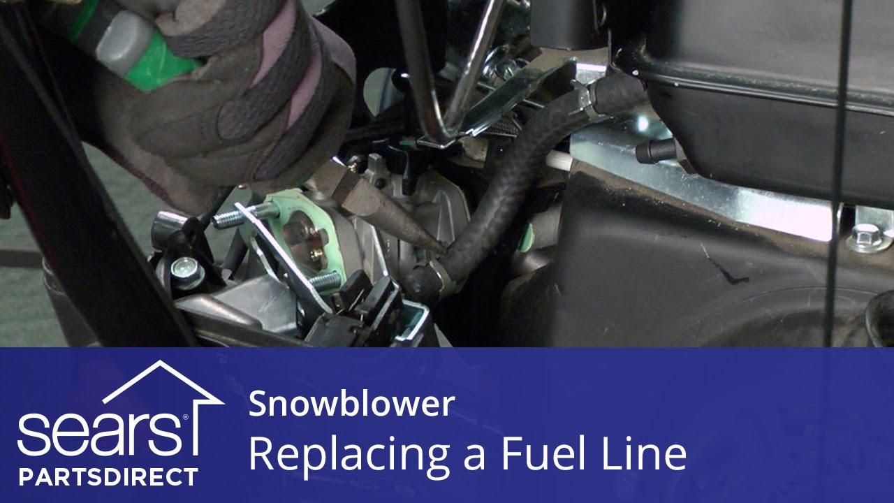 craftsman snowblower fuel filter replace | wiring diagram snowblower fuel filter